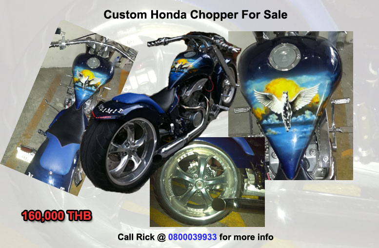 PattayaMotorbike com - One stop for Buy/Sell Motorbikes in